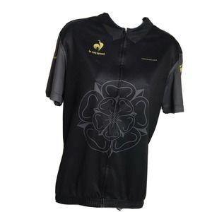 Le Coq Sportif Floral Cycling Jersey